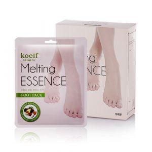 Маска для ног, Melting Essence Foot Pack, KOELF, 10 шт. по 16 г