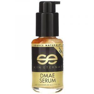 Сыворотка DMAE, Source Naturals, 50 мл.