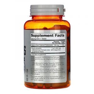 Трибулус, Tribulus, Now Foods, Sports, 1000 мг, 90 таблеток (Default)